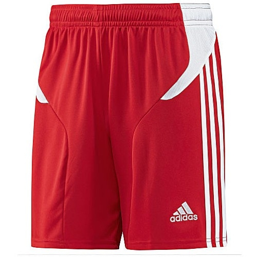 $19.79 - Adidas Youth Campeon 11 Soccer Shorts (Red/White .