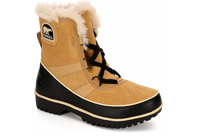 Tan Sorel Tivoli II Women's Winter Boots | Off Broadway Sho