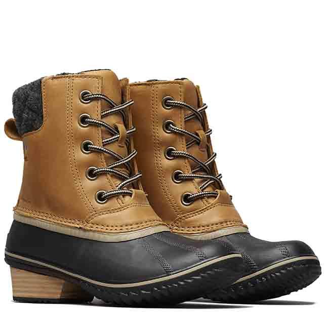 Sorel Waterproof Boots Slim Pack