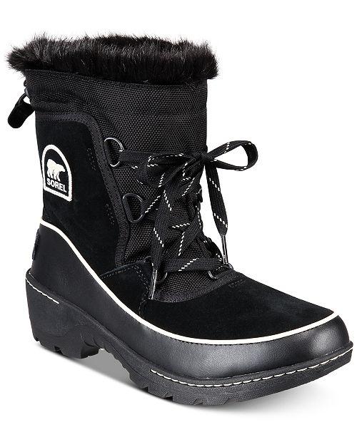 Sorel Women's TIVOLI III Waterproof Winter Boots & Reviews - Boots .
