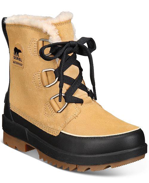 Sorel Women's Tivoli IV Boots & Reviews - Boots & Booties - Shoes .