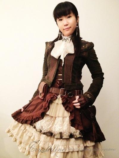 Steampunk Lolita | Lolita Fashion Wiki | Fand