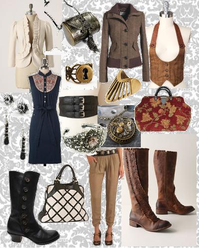 steampunk every day clothing | Casual steampunk fashion, Steampunk .
