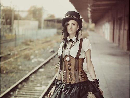 Steampunk Fashion - Rejec
