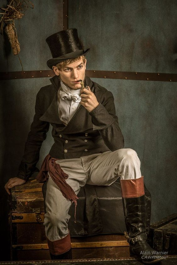 Pin by Debra Krajec on steam punk | Victorian mens fashion .