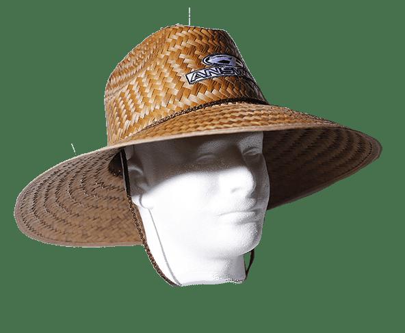 Answer Straw Hat – Tan - Answer B