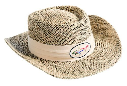 mens golf straw hats size 8 | Greg Norman Golf Mens Straw Hat from .