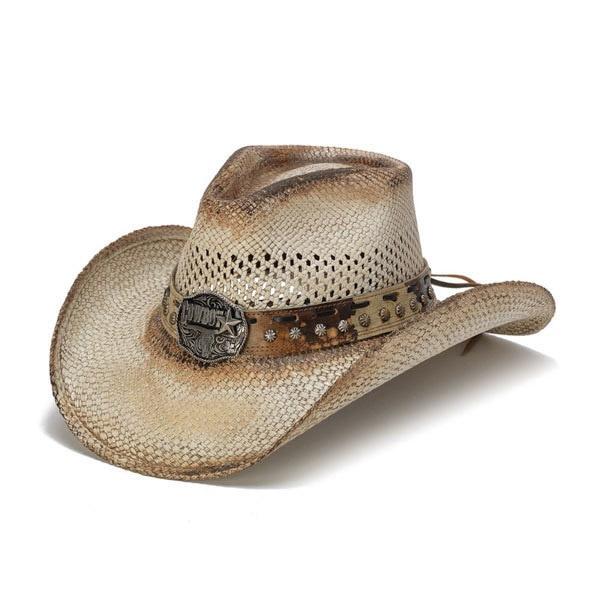 Stampede Hats | Cowboy Concho Western Light Straw Hat | Hats Unlimit