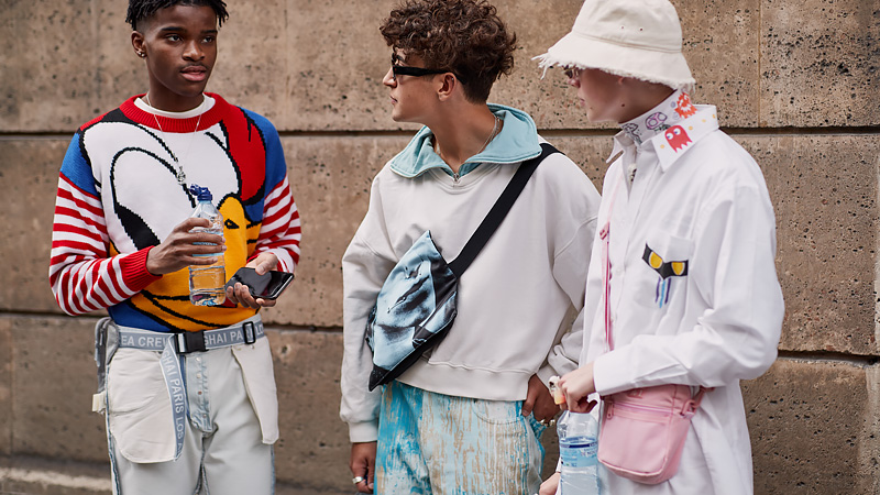The Best Street Style from Paris Men's Fashion Week S/S 20