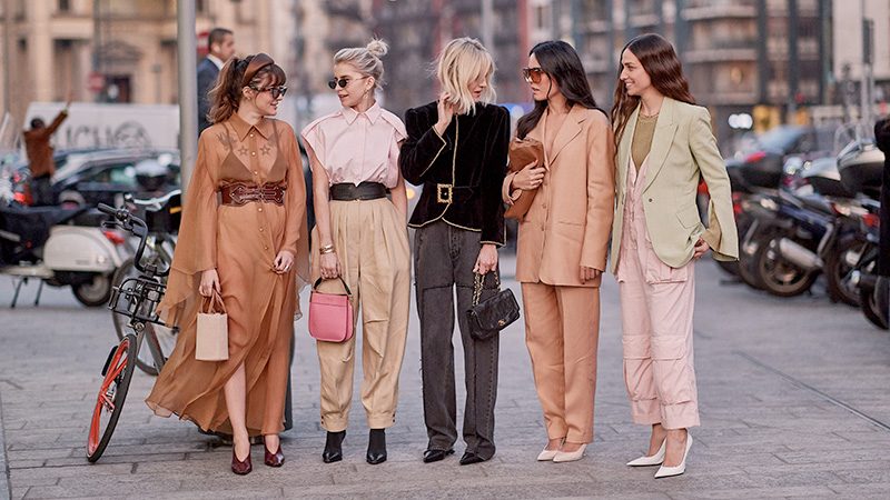 The Best Street Style From Milan Fashion Week A/W 20