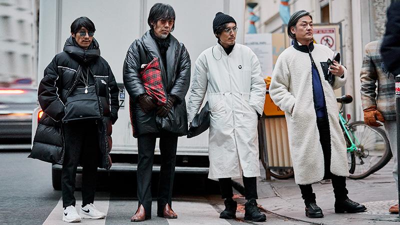 The Best Street Style From Paris Men's Fashion Week A/W 20