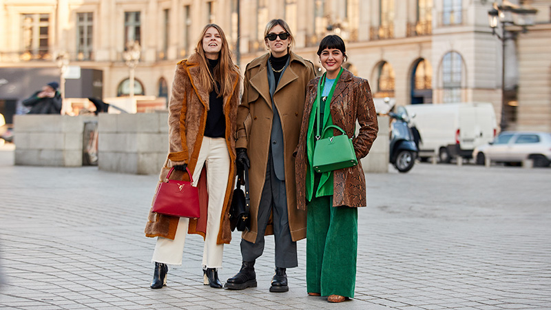 The Best Street Style from Paris Haute Couture Fashion Week SS/20