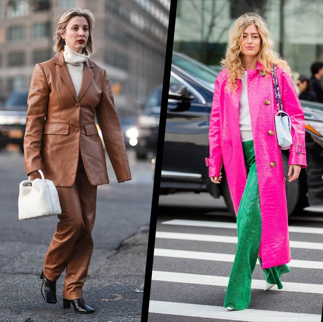 Street style inspiration from New York 2020 – autumn/winter 20