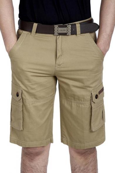 Summer Cargo Shorts For Men