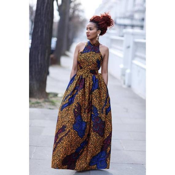 African dresses ankara dresses summer dresses winter dresses | Et