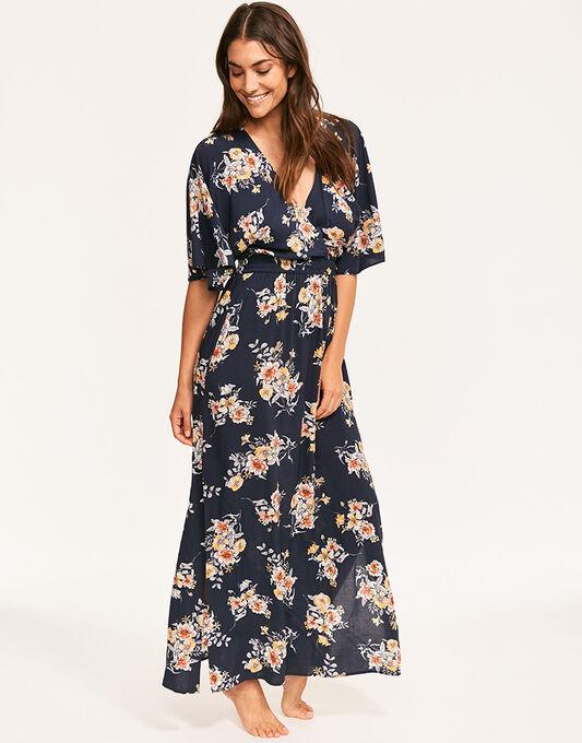 Mid Summer Floral Maxi Dress | Seafolly | Figleav