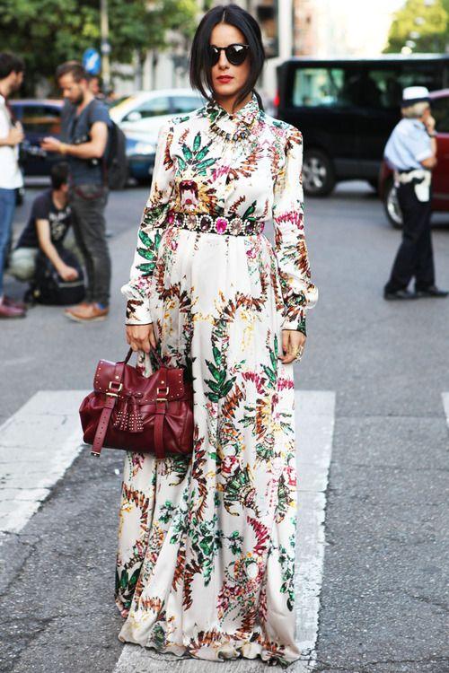 Summer Looks: Maxi Dresses 2020 | FashionGum.c