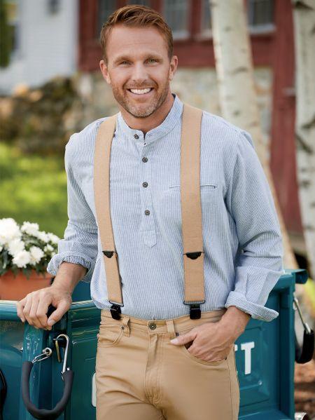 Suspenders For Men | Clip Suspende