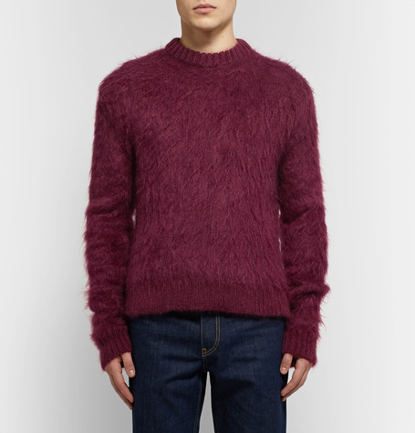 Mohair Sweaters For Men - What To Buy and How To Wear Th