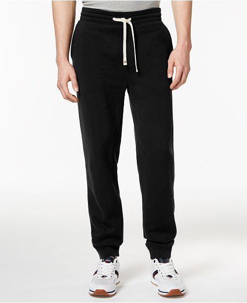 Tommy Hilfiger Men's Shep Sweatpants & Reviews - Pants - Men - Macy