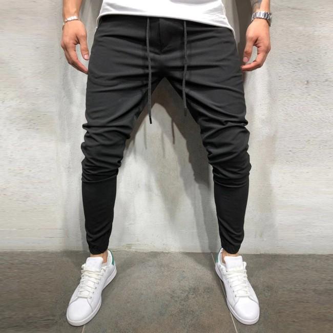 Sweatpants for Men Casual Sportwear Baggy Jogger Pants Slacks .