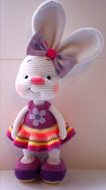 Bunny Crochet Free Pattern You Will Love This Collection | Crochet .