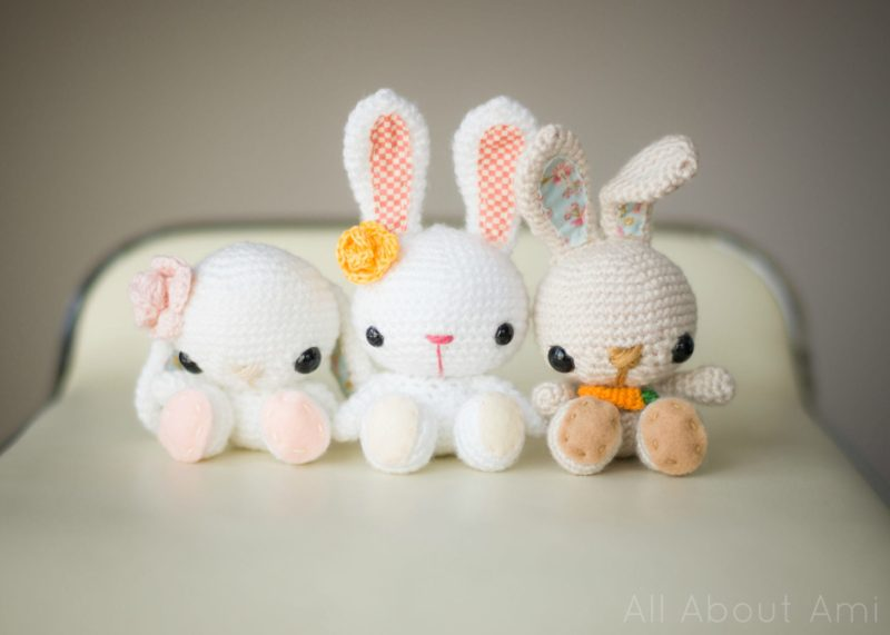 Pattern: Spring Bunnies - All About A