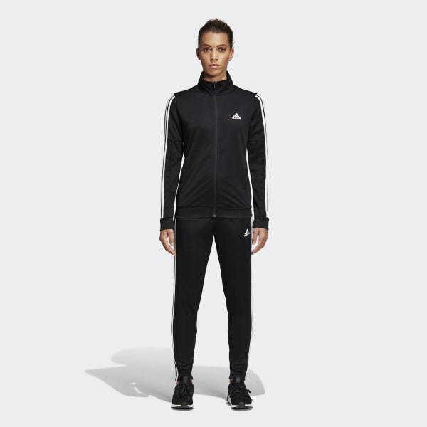 adidas Team Sports Track Suit - Black | adidas