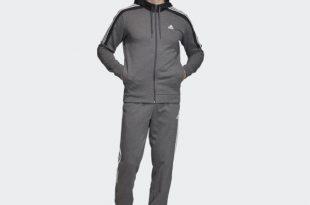 adidas Energize Track Suit - Grey   adidas