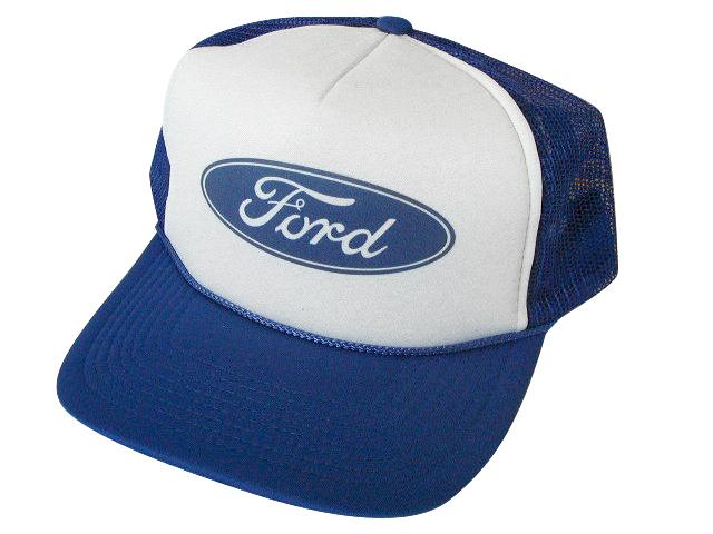 Ford Trucker Hat, Mesh Hat, Automobile Hat, Trucker H