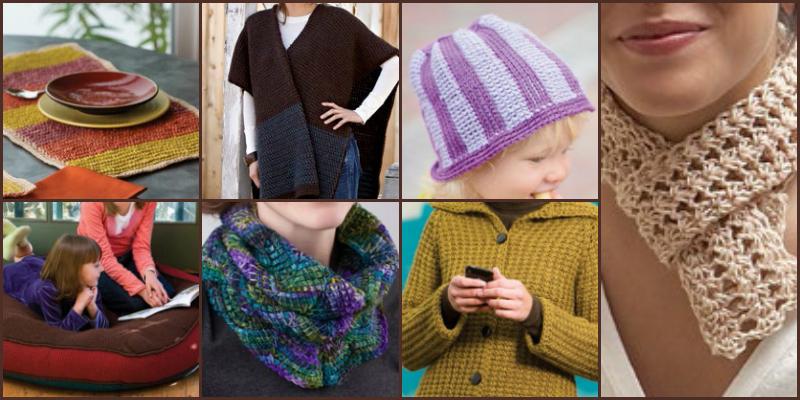 Tunisian Crochet: FREE Crochet Patterns & Expert Instructio