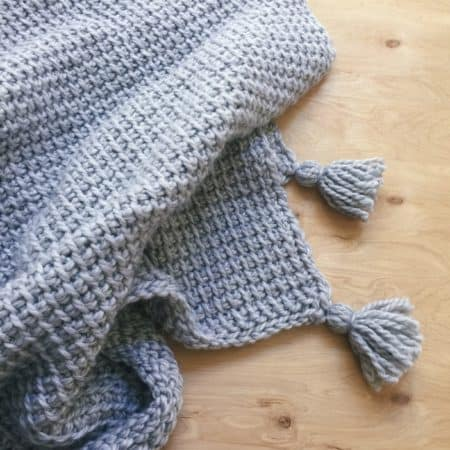 15 Fun Tunisian Crochet Projects to Make This Weekend - Ideal
