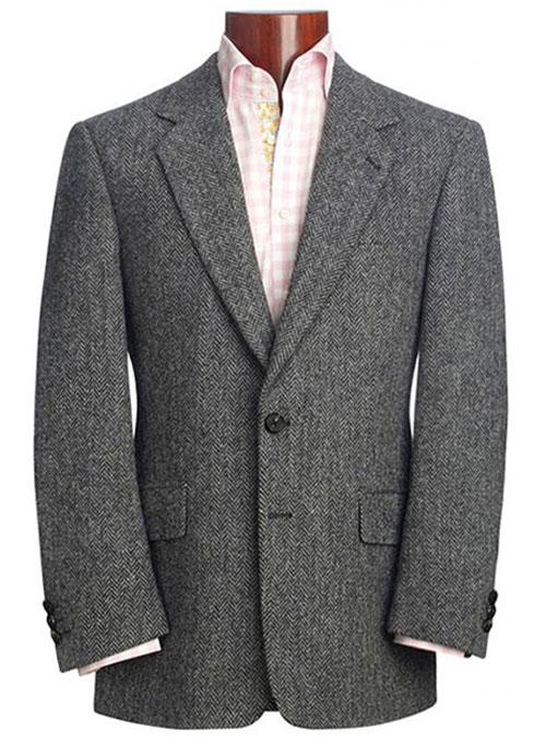 Harris Tweed Jacket Authentic woven in Scotland : StudioSuits .