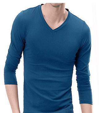 Boys V Neck T-Shirt at Rs 110 /piece | Men V-neck T-shirts | ID .