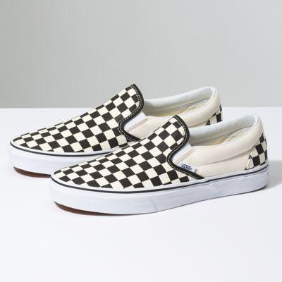 Checkerboard Slip-On | Shop Shoes At Va