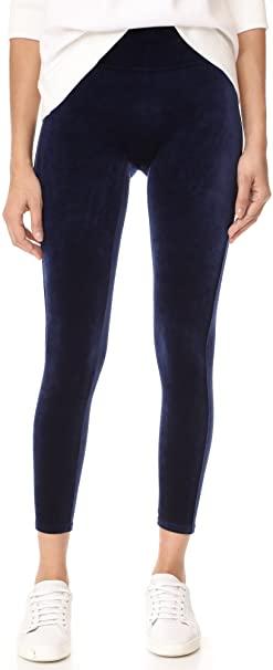 Spanx Women's Velvet Leggings at Amazon Women's Clothing sto