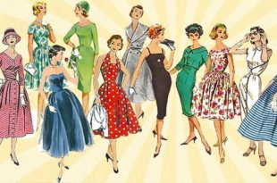 The Basic Differences Between Retro & Vintage Clothing - Top Fact Si