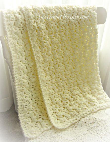 Vintage Crochet Baby Blanket Patterns | Vintage crochet, Crochet .