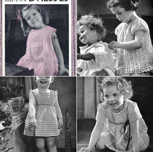 Dresses ⋆ Crochet Kingdom (57 free crochet pattern