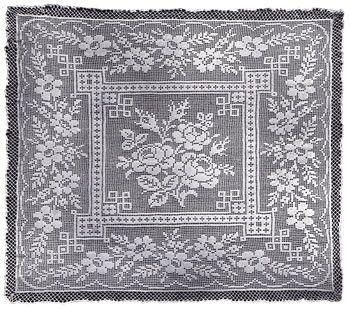 Vintage Filet Crochet Patterns