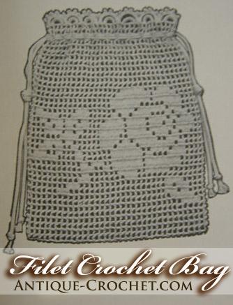 May 1915 Home Needlework Magazine – Antique Croch