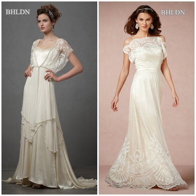 Vintage Style Wedding Dresses, A Retro Wedding Dress From The Pa