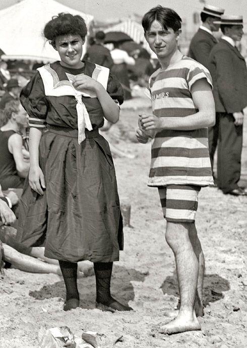 Vintage Swimming Suit