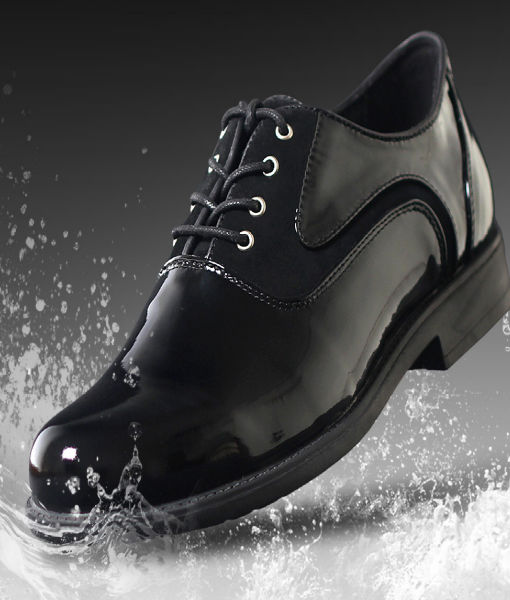 Water Resistant Shoes Coated By Superhydrophobic Nano Coating Spr