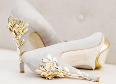 15 Unique Wedding Shoes For Every Bride - PureW