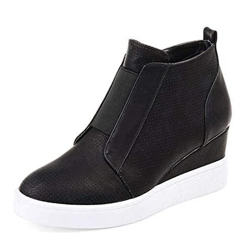 Women's Wedge Sneaker: Amazon.c