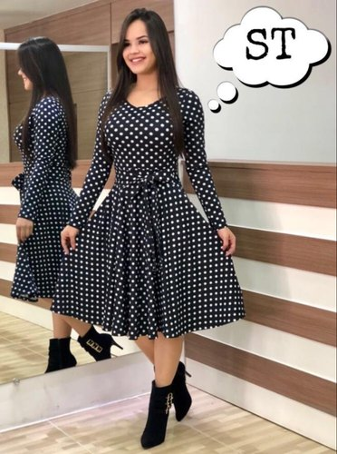 Latest Western Dress Patterns For Ladies 2019 - World Apparel sto