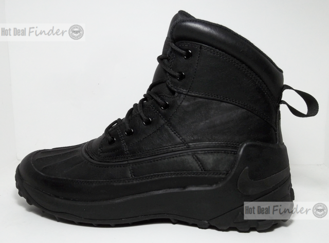 Nike Kynwood Mens Winter BOOTS Black Size 8.5 862504-001 for sale .
