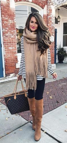 20 Best Winter Outfits You Need To Own | Cute fall outfits .