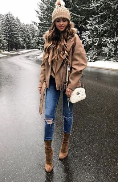 40 Winter Fashion 2018 Outfits To Copy From Fashion Bloggers .